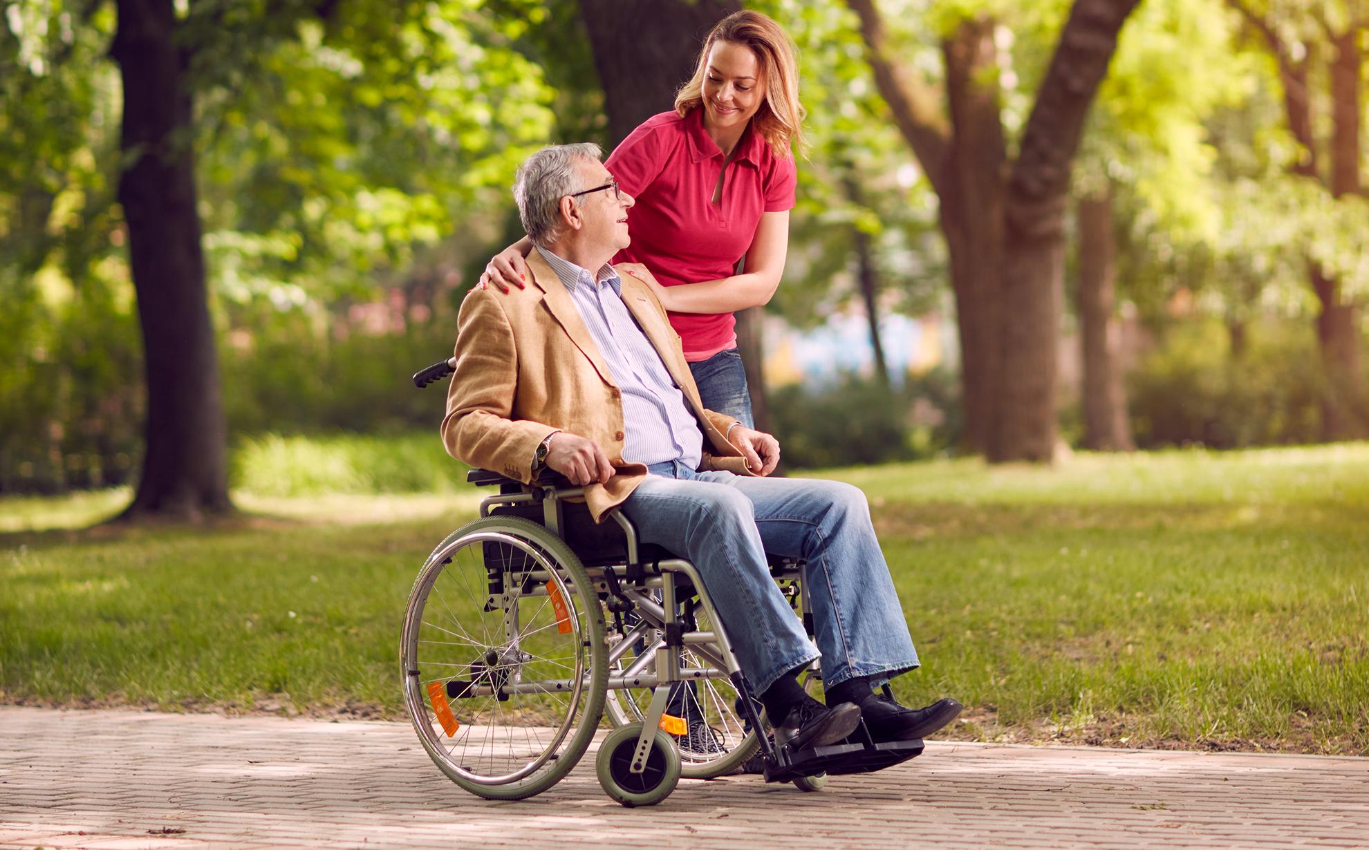 Haus überschreiben Pflegefall